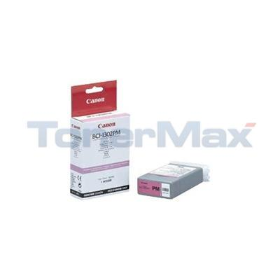CANON BJ-W2200 BCI-1302PM INK TANK PHOTO MAGENTA 130ML